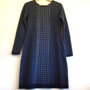 Cynthia Rowell Sweater Dress